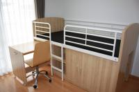 ベット・机・椅子・棚