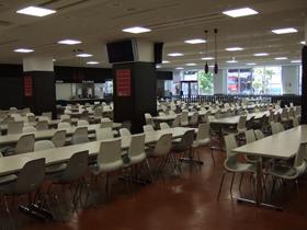 学生食堂(S-terrace)